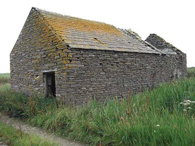Mill House For Conversion In Orkney