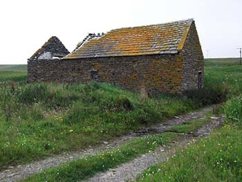 Unconverted Barn In Orkney For Sale