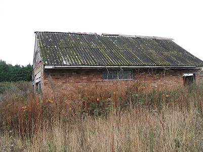 Unconverted barn, Walton Highway, Wisbech
