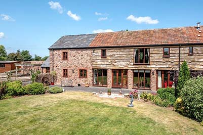 Converted Barn Taunton Somerset