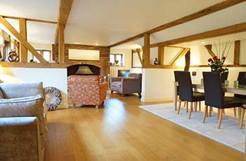 Barn Conversion Near Bishampton For Sale
