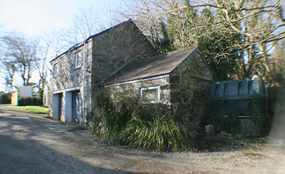 Unconverted Barn With Planning Permission In Cornwall