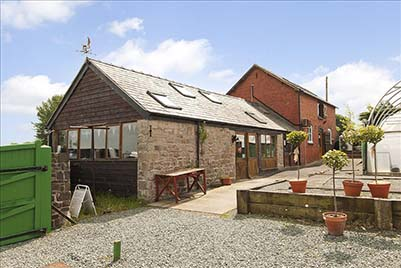 Farmhouse With Barns For Conversion Powys