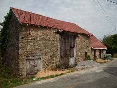 Partly Converted Barn For Sale Argenton-sur-Creuse  Limousin