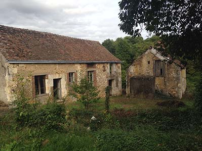 Barn Conversion For Sale Loire Valley