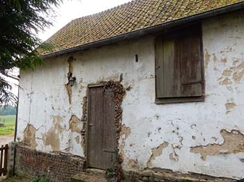House And Unconverted Barn In Picardie For Sale
