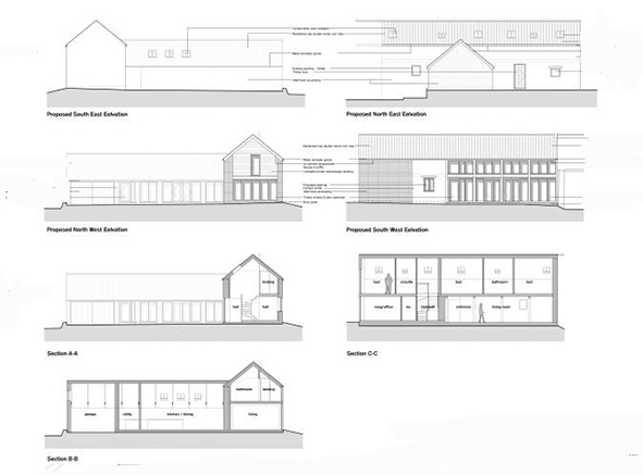 Do you need planning permission to convert a barn?