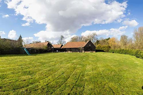 Converted Barn For Sale In Walkern Hertfordshire