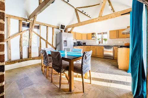 Newly Converted Barn Conversion In Walkern Herts For Sale