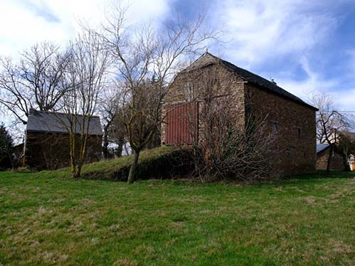 Unconverted Barn In The Midi-Pyrenees