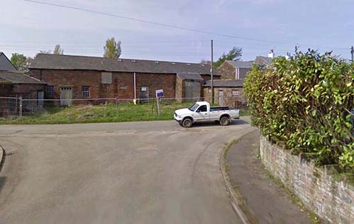 Unconverted Barn With Planning Permission Maryport Cumbria