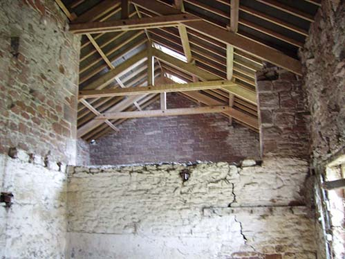 Unconverted Barn For Sale In Allonby Cumbria