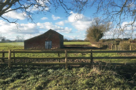 Unconverted Barn For Sale In Skegness Lincolnshire