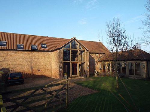 Barn Conversion For Sale In Guyhirn