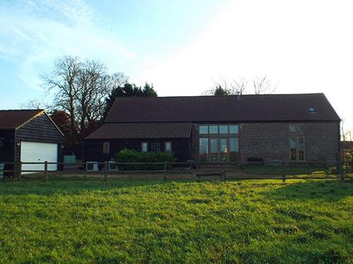 Award winning, eco friendly barn conversion in Guyhirn, Cambridgeshire