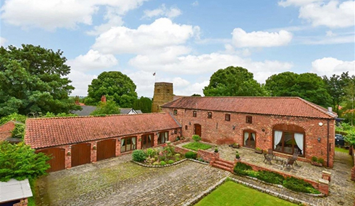 Barn Conversion For Sale In Market Rasen