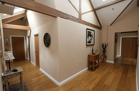 Chipnall Barn Conversion For Sale