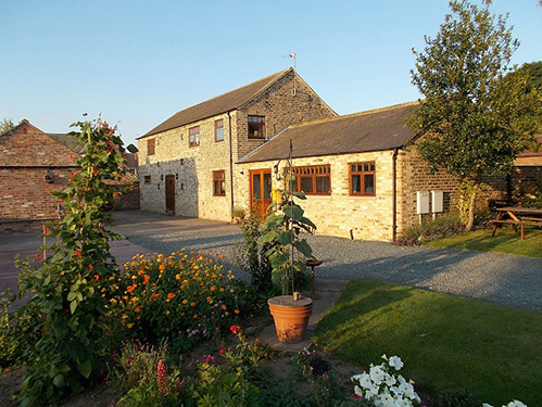 Barmby on the Marsh Converted Barn For Sale