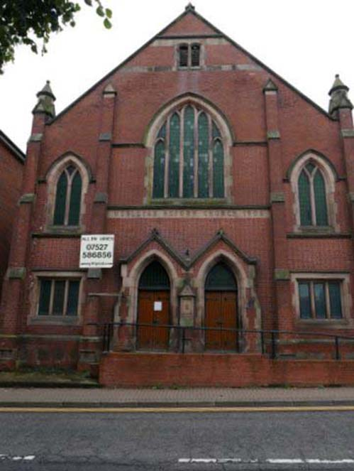 Former Church  For Conversion In Hucknall