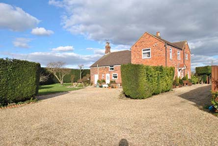 Property for sale in Sutterton, Peterborough