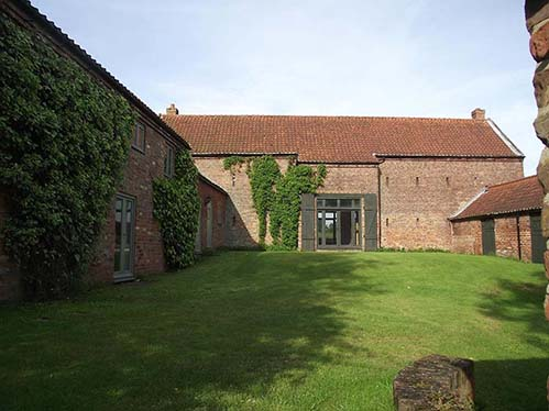 Converted Barn For Sale In Thornton Curtis Lincolnshire