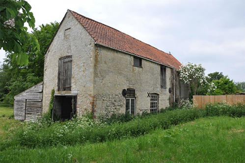 Unconverted Barn For Sale Burwell Cambs