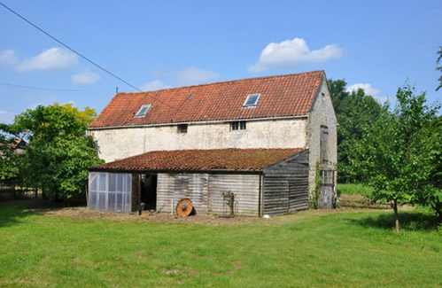Unconverted barn with full planning consent, in Burwell, Cambridgeshire