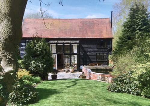 Converted Barn For Sale In Oxfordshire