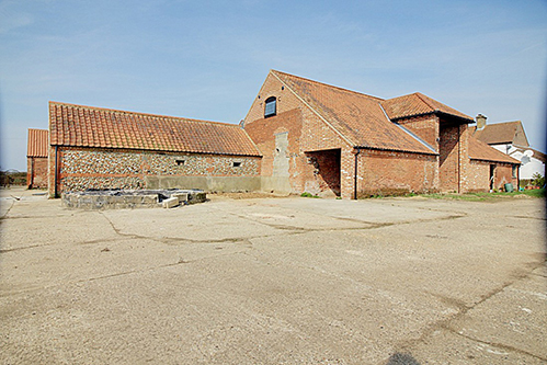 Unconverted Barn For Sale In Tittleshall, Norfolk
