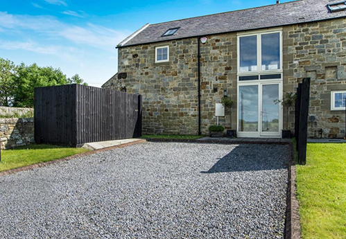Converted barn for sale Belsay, Northumberland
