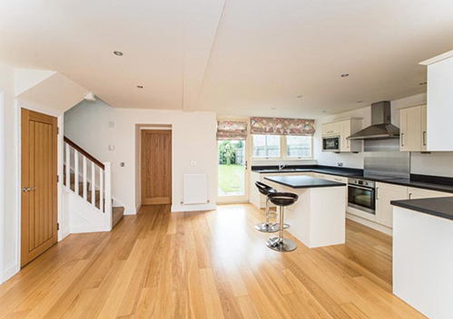 Barn conversion for sale in Belsay, near Ponteland, Northumberland
