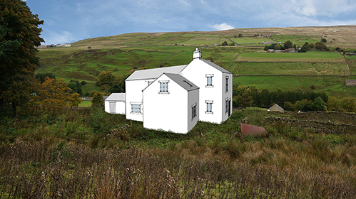 Barn For Conversion Wearhead County Durham