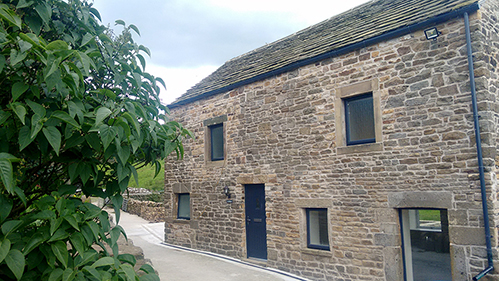 Converted Barn For Sale Derbyshire