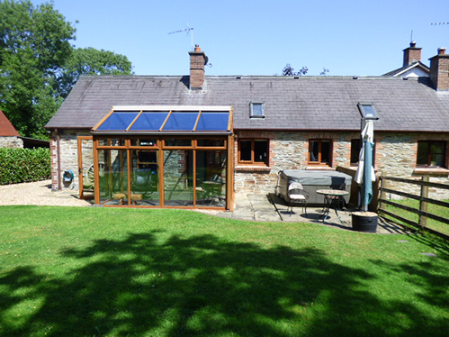 Barn Conversion In Whitland For Sale