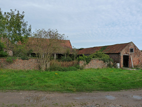 Unconverted Barn For Sale In West Newton East Yorkshire