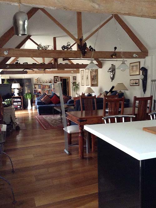 Rodden Barn Conversion