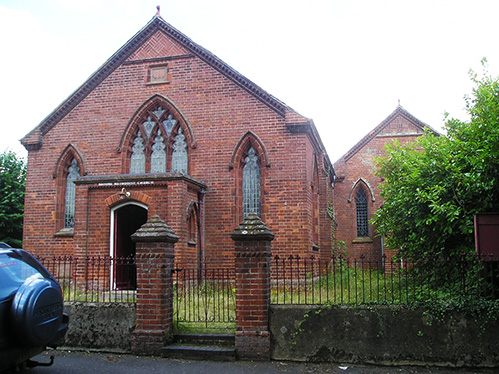 Unconverted Methodist Chapel For Sale Near Norwich