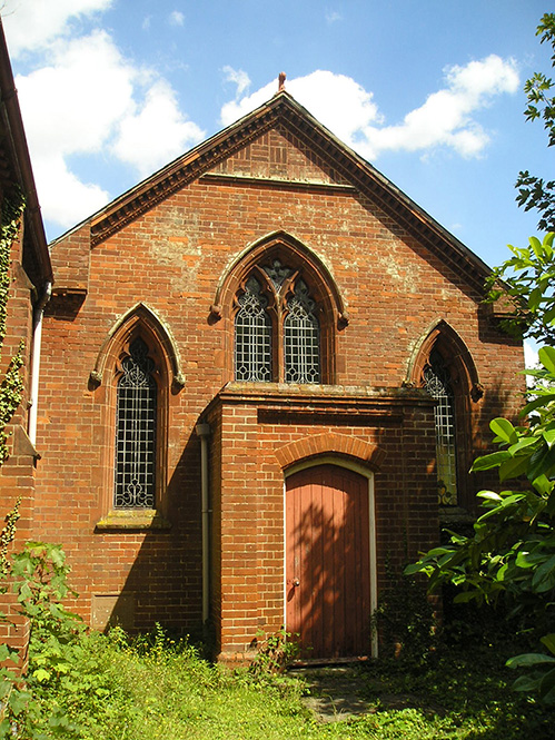 Unconverted Chapel Near Bungay For Sale