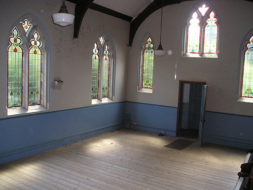 Bungay Unconverted Chapel
