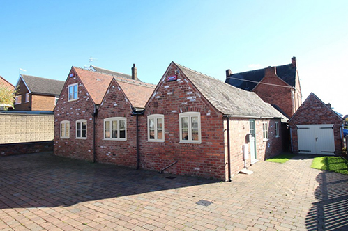 Barn conversion for sale in Newthorpe, Nottinghamshire
