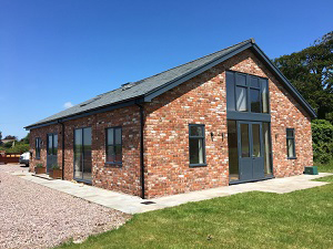 Barn Conversion in Great Eccleston, Lancashire