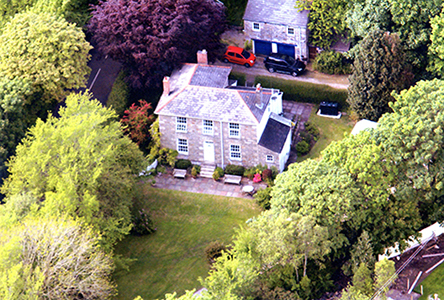 Mine Captains House For Sale In Roscroggan Cornwall