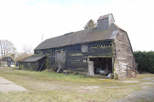 Unconverted Barns In Chelmsford Essex For Sale