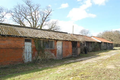 Range Of Barns For Conversion in Essex