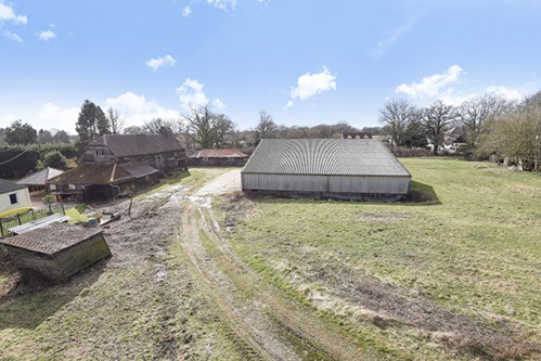Bicknacre Barns For Conversion