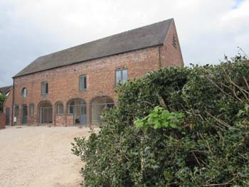 Newly Converted Barn In Shropshire