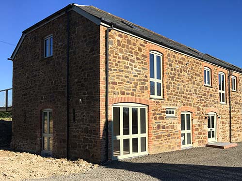 Newly Converted Barn Bude Cornwall