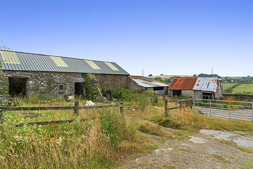 Unconverted Barn For Sale In Cornwall