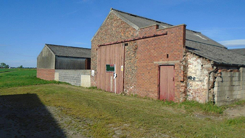 Unconverted Barn For Sale In Selby
