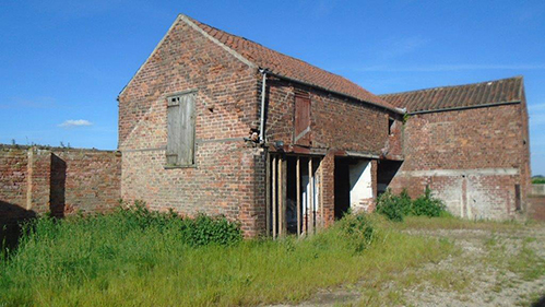 Unconverted Barn For Sale In Wistow North Yorkshire